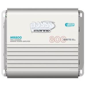 Buy BOSS Amplifiers - Boss Marine Amplifier MR800