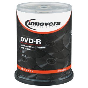 46890 DVD Recordable Media